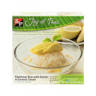 Glutinous Rice with Durian in Coconut Cream - S&P