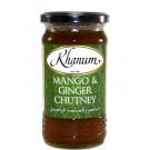 Mango & Ginger Chutney - KHANUM