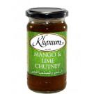 Mango & Lime Chutney - KHANUM
