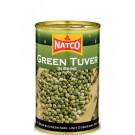 Green Tuver (Pigeon Peas) in Brine - NATCO