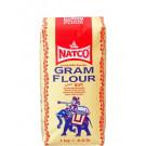 Gram Flour 1kg - NATCO