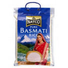 Pure Indian Basmati Rice 5kg - NATCO