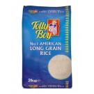Long Grain Rice 2kg - TOLLY BOY