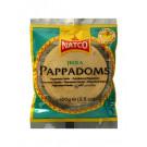Mini Pappadoms - Jeera - NATCO