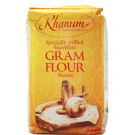 Superfine Gram Flour 2kg - KHANUM