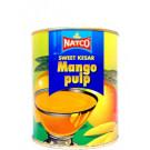 Sweet Kesar Mango Pulp 450g - NATCO
