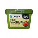 Seasoned Bean Paste Dip (Ssamjang) 500g - O'FOOD