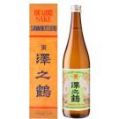 Deluxe Sake 750ml - SAWANOTSURU