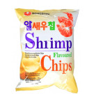 Shrimp Flavoured Chips - NONG SHIM