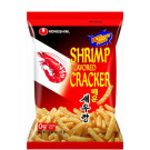 Shrimp Flavoured Crackers - Hot & Spicy - NONG SHIM