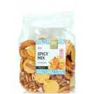 Spicy Mix Rice Crackers - GOLDEN TURTLE