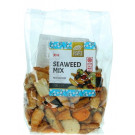 Seaweed Mix Rice Crackers - GOLDEN TURTLE