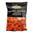 Hot Rice Crackers - ROYAL ORIENT