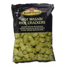 Hot Wasabi Rice Crackers - ROYAL ORIENT