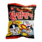ZZALDDUK Hot Chilli Flavour Snack - SAMYANG