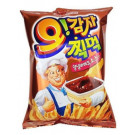 Korean Oh! Gamja BBQ Chips with Dip - ORION
