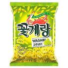 Wasabi Crab Flavoured Baked Snack - BINGGRAE