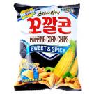 KOKAL Popping Corn Snack - Sweet & Spicy - LOTTE