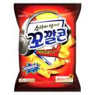 KOKAL Corn Snack - Sweet & Spicy 72g - LOTTE