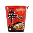 Instant Noodle Soup Shin Cup - Hot & Spicy - NONG SHIM