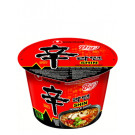 Instant Noodle Soup Shin BIG BOWL - Hot & Spicy - NONG SHIM