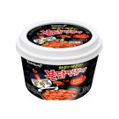HOT Chicken Flavour Topokki (Rice Cakes) - SAMYANG