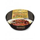JJAJANGMEN Instant Noodles with Black Soy Sauce 190g BOWL - PALDO