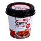 Topokki (rice cakes) - Hot & Spicy - YOPOKKI