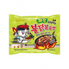 HOT Chicken Flavour Ramen - JJAJANG (Black Bean Sauce) - SAMYANG