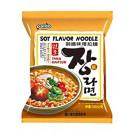 JANG RAMYUM Soy Flavour Instant Noodles - PALDO