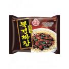 JJAJANG (Black Bean Sauce Flavour) Instant Noodles - OTTOGI
