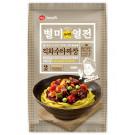 JAJANG MYUN Noodles with Black Bean Sauce (2 servings) - SEMPIO