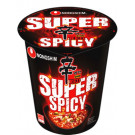 Instant CUP Noodle Soup Shin RED - Super Spicy - NONG SHIM
