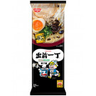 Kumamoto Black Garlic Oil Tonkotsu Flavour Bar Noodles - NISSIN