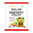 VEGETASTY Noodle Soup - SAMYANG
