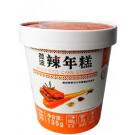 Spicy Rice Cake Sticks (135g cup) - CHANG LI SHENG