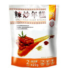 Spicy Rice Cake Sticks (420g 2-portion pack) - CHANG LI SHENG