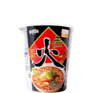 HWA RAMYUM Hot & Spicy Flavour Instant CUP Noodles - PALDO