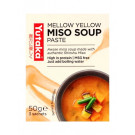 Mellow Yellow Miso Soup Concentrate (Awase) 3 sachets - YUTAKA