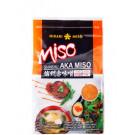 Shinshu AKA (Red) Miso (ambient) 400g - HIKARI
