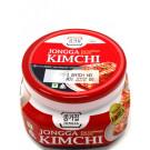 Korean Mat (Cut Leaf) Kimchi 300g (jar) - CHONGGA