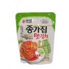 Korean Mat (Cut Leaf) Kimchi 200g - CHONGGA