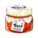 Korean Mat (Cut Leaf) Kimchi 400g (jar) - CHONGGA
