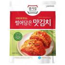 Korean Mat (Cut Leaf) Kimchi 1kg - CHONGGA