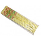 Plastic Chopsticks (10 Pairs) - Patterned - YEE TZAY