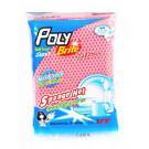 Non-Scratch Dishwashing Sponge Net – POLY-BRITE