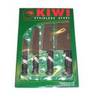 Knife Set W4-P - KIWI