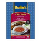 Satay Sauce (Kuah Satay) - BRAHIM'S