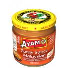 Satay Sauce - Malaysian Style (Mild) 220g - AYAM
