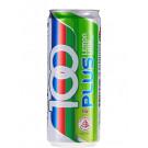 100 PLUS Isotonic Drink - LEMON 325ml - F&N